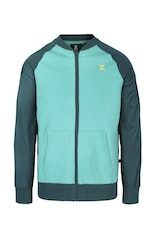 Onepiece Chill Sweat Bomber Cardigan Green