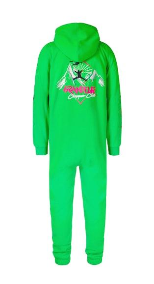 Onepiece Chopper Club Jumpsuit Green