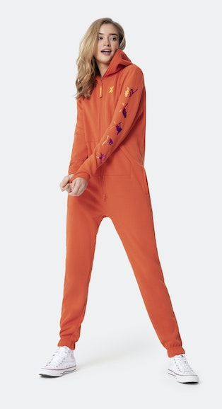 Onepiece Chopper Club Jumpsuit Orange