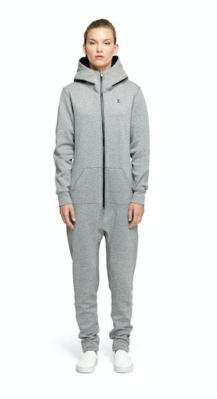 d4ad9fddd7e Onepiece Cocoon Jumpsuit Grey Melange