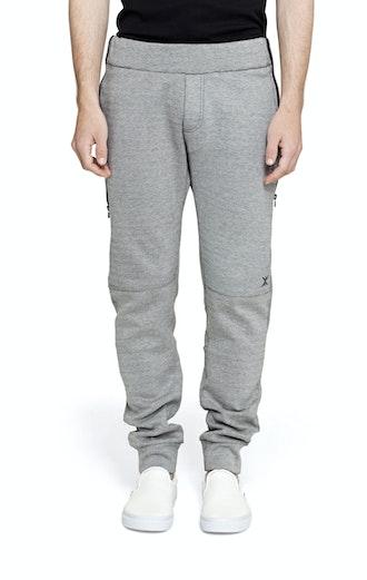 Onepiece Cocoon Pant Grey Melange