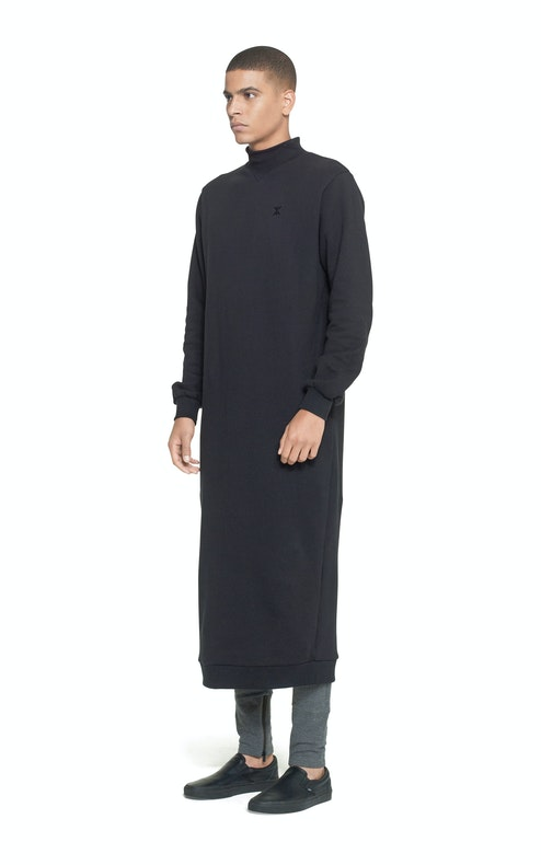Onepiece Command Long Sweater Black