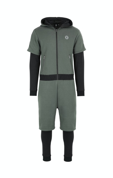 Onepiece Contender Jumpsuit Army