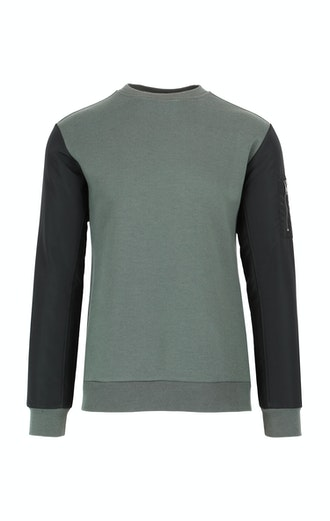 Onepiece Contender Sweater Army