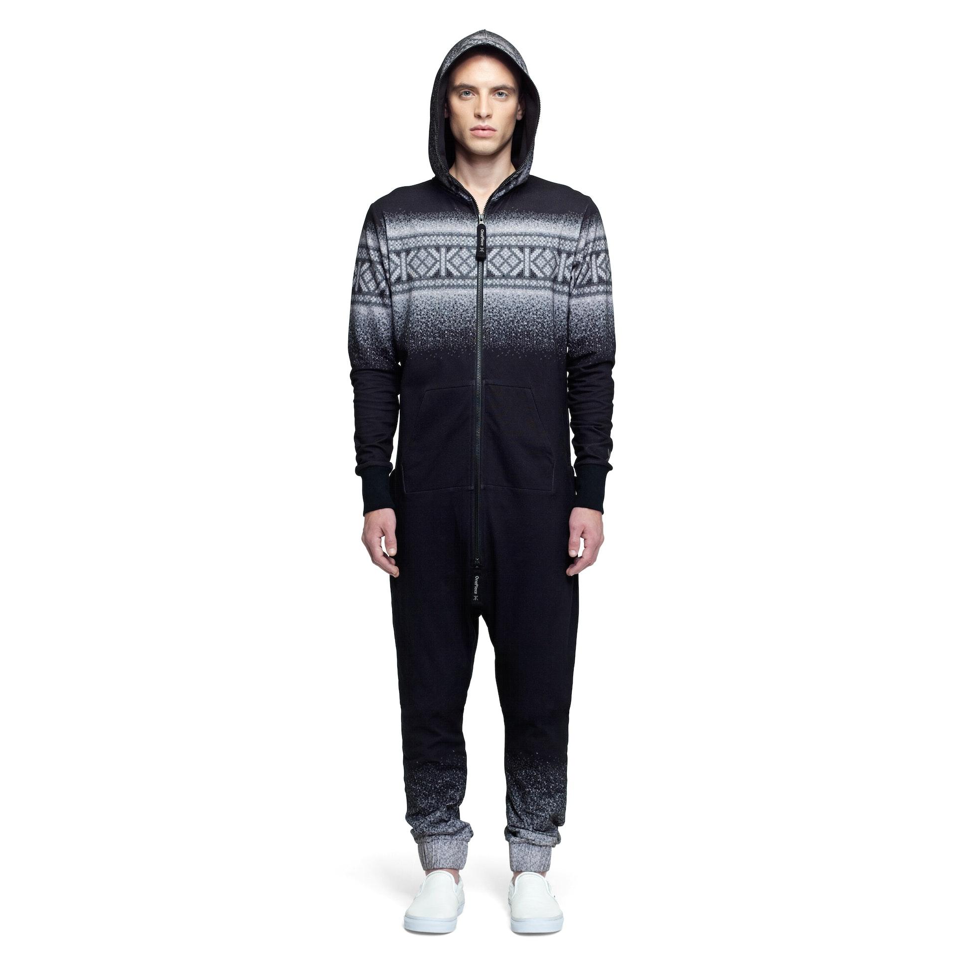 digital jumpsuit noir combinaison onesie onepiece fr. Black Bedroom Furniture Sets. Home Design Ideas