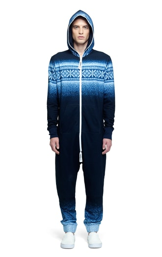 Onepiece Digital Jumpsuit Midnight Blue