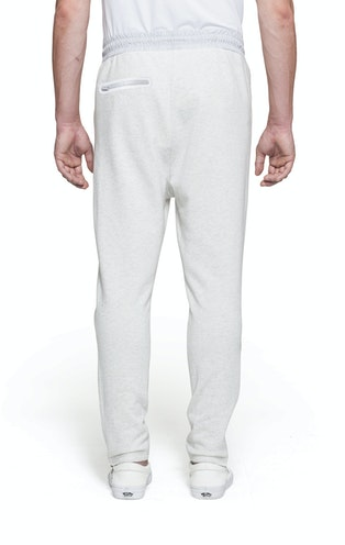 Onepiece Dim Pant Blanc Neige Chiné
