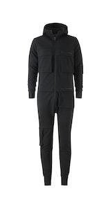 Onepiece Distance Jumpsuit Noir