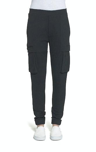 Onepiece DIstance Pant BLACK