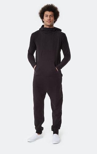 Onepiece Dodge Jumpsuit Black