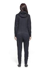 Onepiece Drift Jumpsuit Black