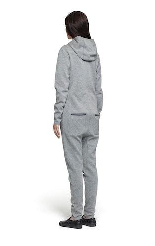 Onepiece Drift Jumpsuit Grey Mel