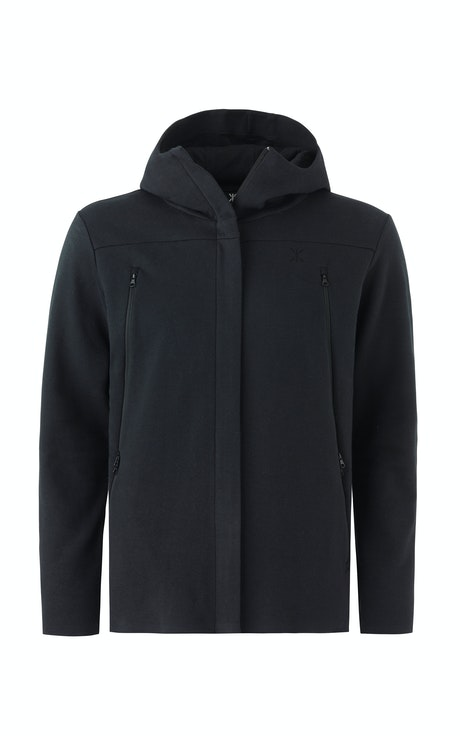 Onepiece Drift Zip Hoodie Black