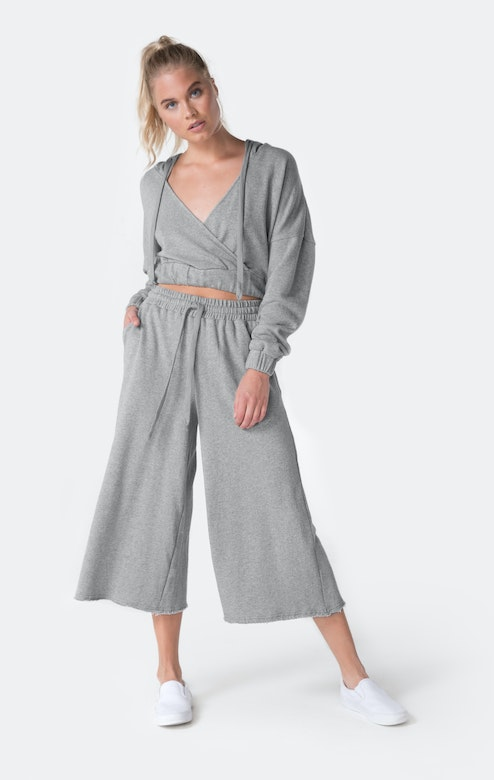 Onepiece Drowsy Hoodie Gris chiné