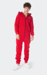 Onepiece Exit Jumpsuit Rot