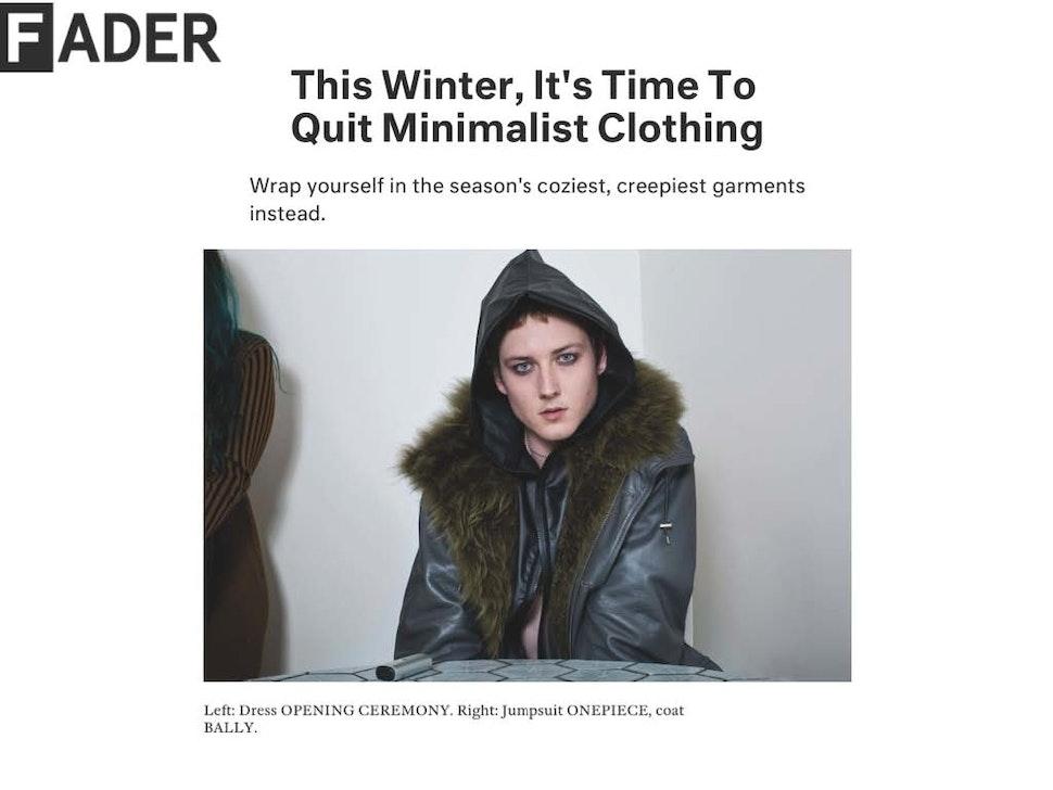fader magazine rain jumpsuit black onepiece onesie