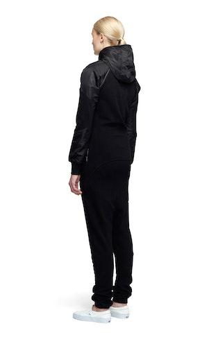 Onepiece Fast Jumpsuit Black
