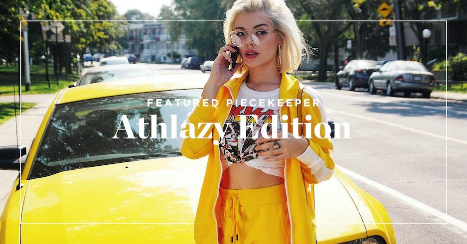 Featured #Piecekeeper: Athlazy Edition