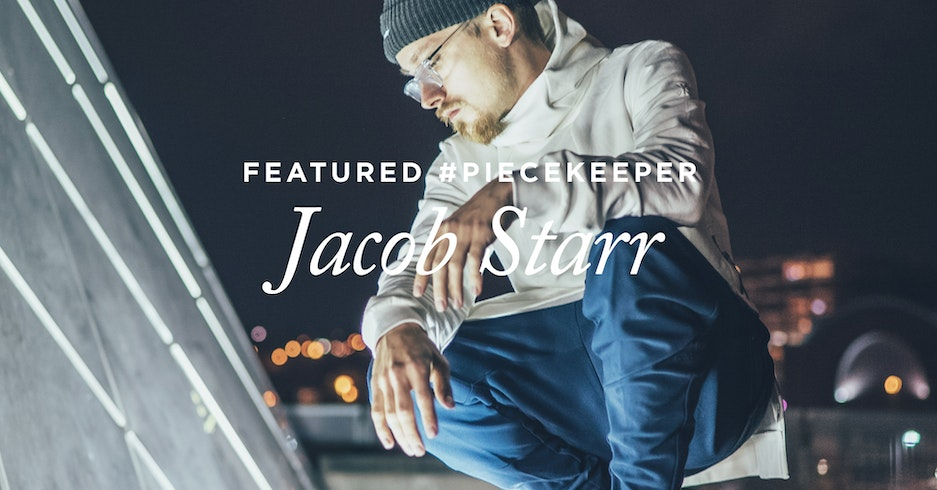 Featured #Piecekeeper: Jacob Starr