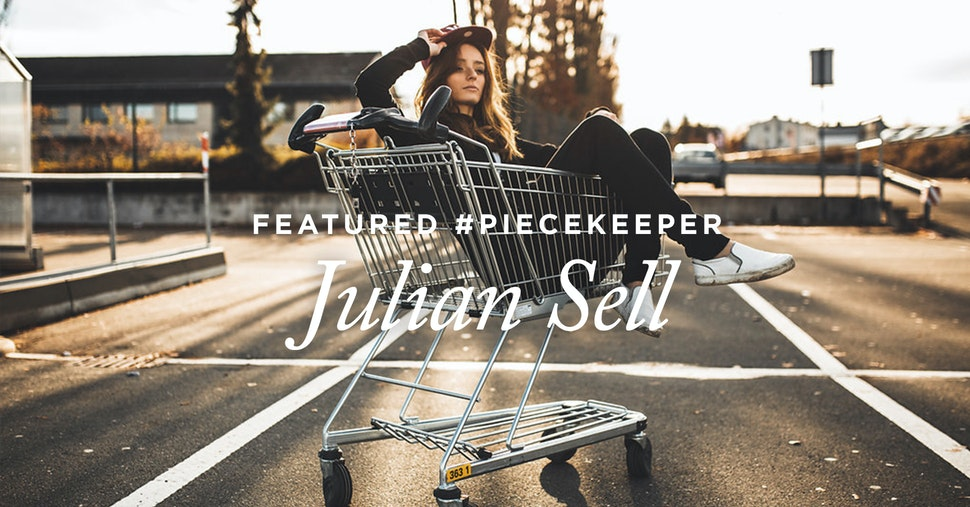 Featured Piecekeeper: Julian Sell