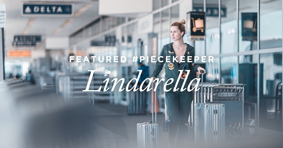 FEATURED #PIECEKEEPER: LINDARELLA
