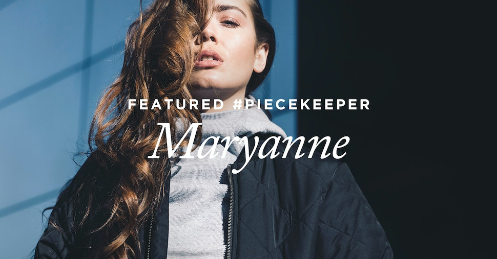 Featured #Piecekeeper: Maryanne