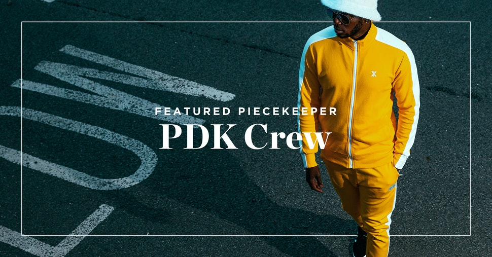 Featured #Piecekeeper: PDK crew