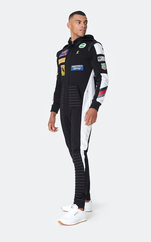 Onepiece The Racing Jumpsuit Black