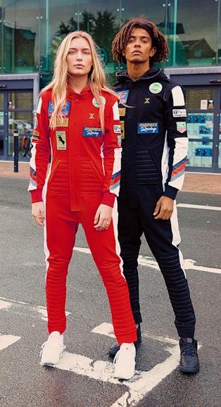 Onepiece Formula Onepiece Jumpsuit Black