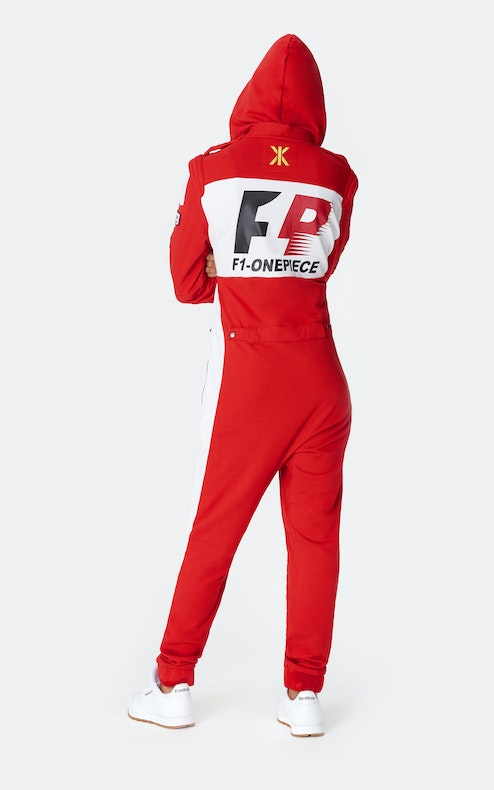 Onepiece Formula Onepiece Jumpsuit Rot