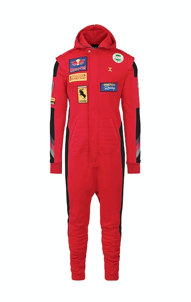 Onepiece The Racing Jumpsuit Rot