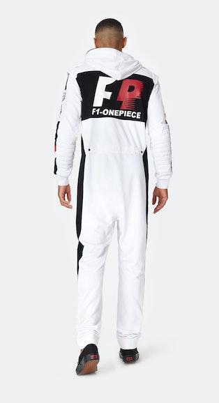 Onepiece Formula Onepiece Jumpsuit White