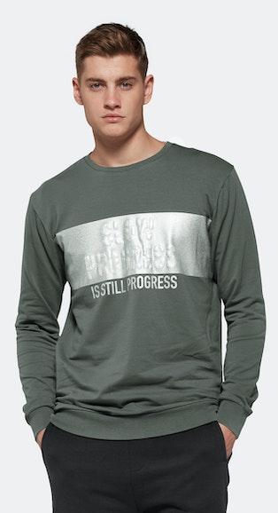 Onepiece Go Sweater Army