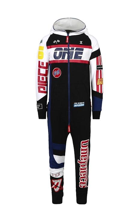 Onepiece Grand Prix Jumpsuit Noir