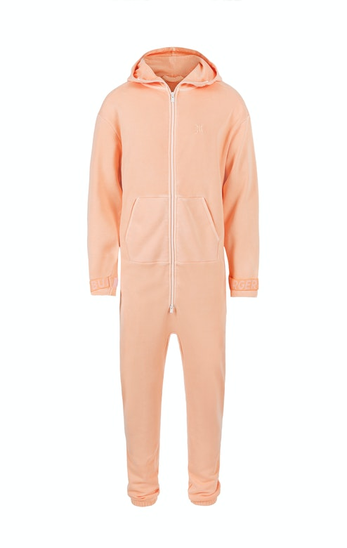 Onepiece Hangover Jumpsuit Peach
