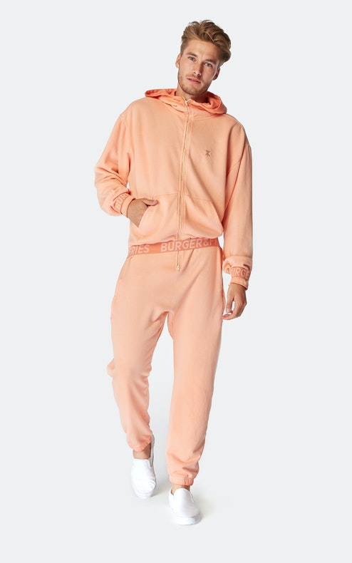 Onepiece Hangover Jumpsuit Pfirsich