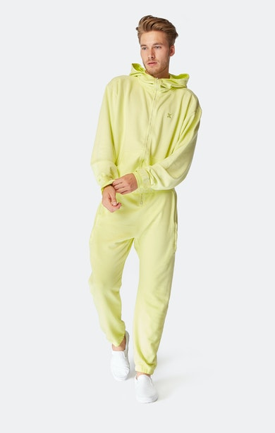 Onepiece Hangover Jumpsuit Yellow
