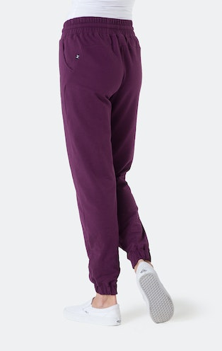 Onepiece Heat Pant Burgundy