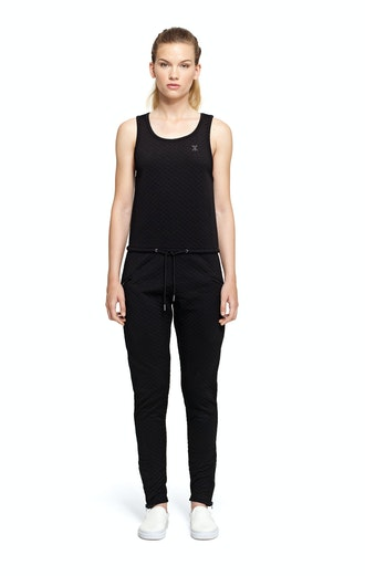 Onepiece Hive Jumpsuit Black