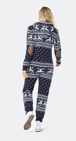 Onepiece Holidays Are Coming Onesie Navy