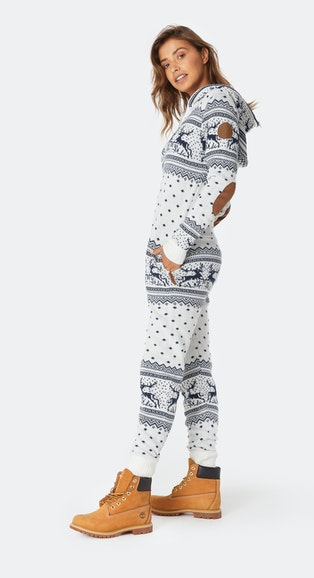 Onepiece Holidays Are Coming Onesie White