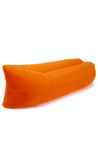 Onepiece Inflatable Lounge Bag Orange