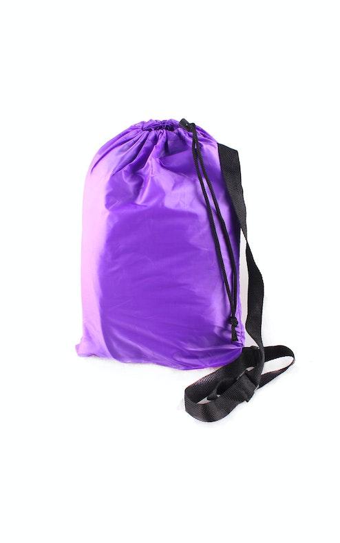 Inflatable Lounge Bag Purple