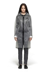 Onepiece Influence Rain Jacket Transparent matt