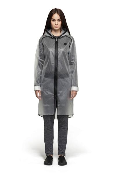 Onepiece Influence Rain Jacket Transparent matt