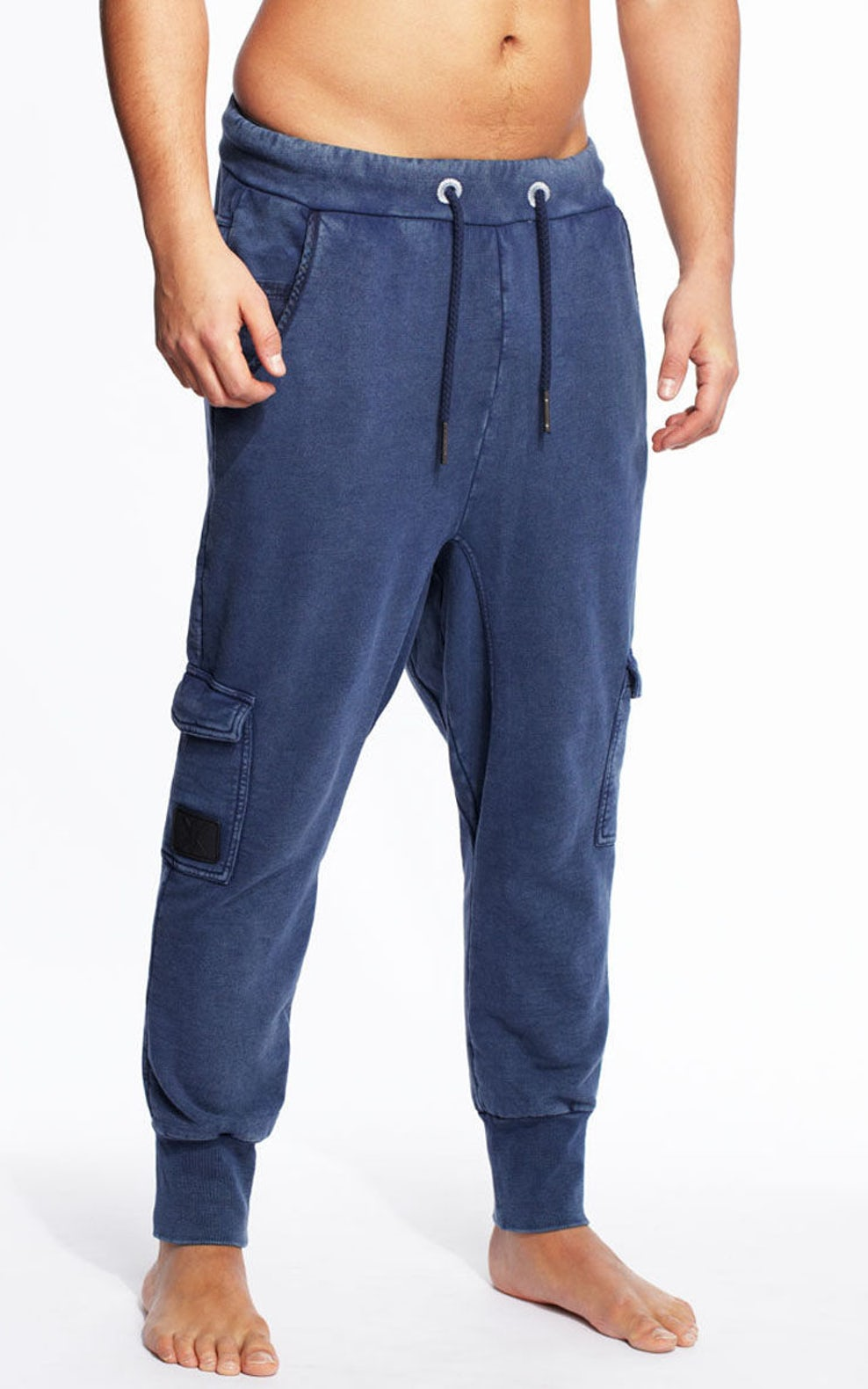Invincible Pant Washed Navy