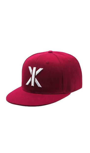 Onepiece IX Cap Crimson Red