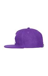 Onepiece Logo Cap Snapback Violet