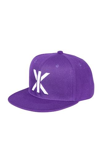Onepiece Logo Cap Snapback Violett