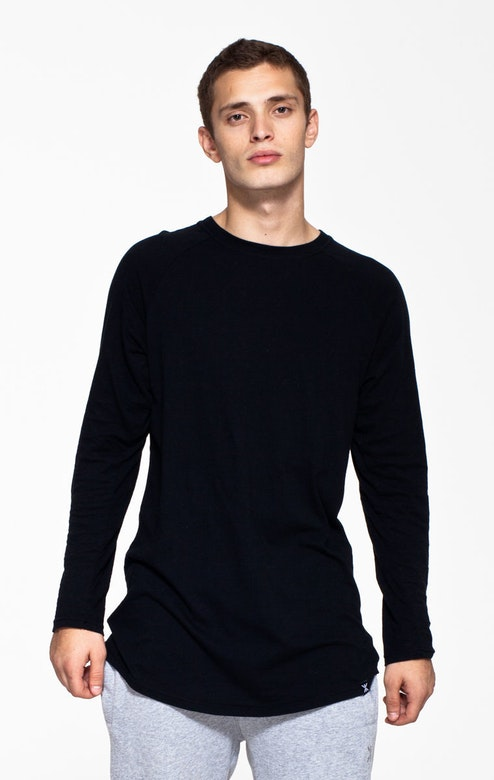 Onepiece Kalle Long Sleeve Black